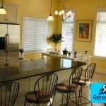 Alabama beachhouse kitchen