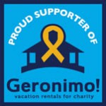Proud Supporter of Geronimo logo