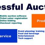 elements of successful silent auction